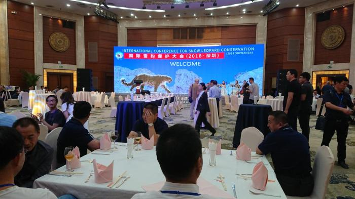 The 2018 International Conference for Snow Leopard